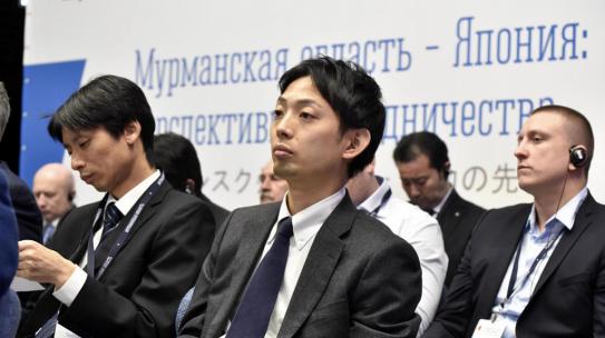 Японская бизнес-делегация оценила новые инвестиционные возможности Мурманской области.
