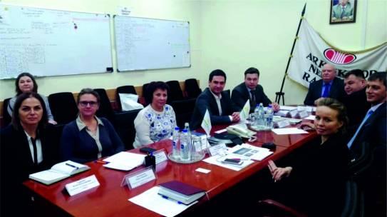 Корпорация развития и АМНГР обсудили планы дальнейшего сотрудничества.