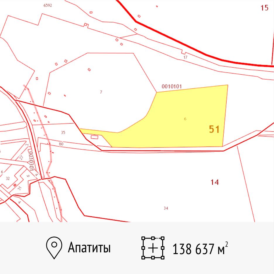 Земельный участок р-н АНОФ-2