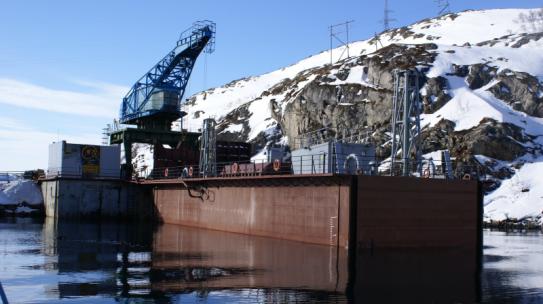 Поиск инвестора для реализации инвестиционного проекта на площадке Кислогубской приливной электростанции.