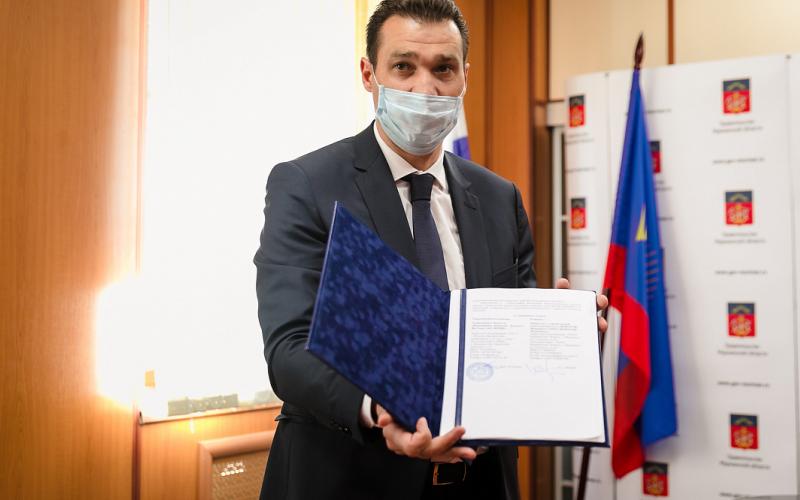 В Мурманской области зарегистрирован первый резидент ТОР «Столица Арктики»
