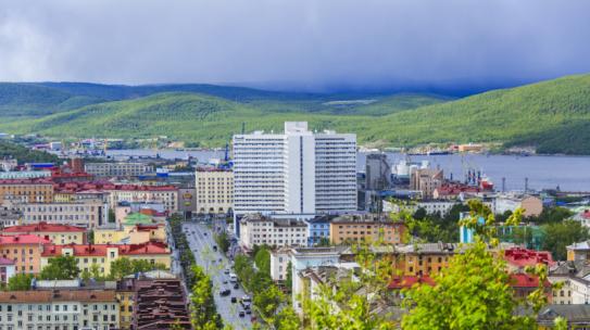 В Мурманске создали управляющую компанию для ТОР «Столица Арктики»