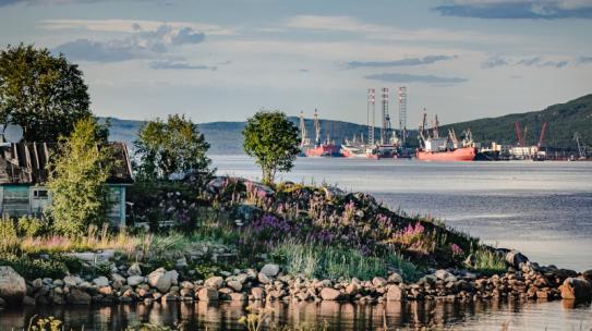 Границы ТОР «Столица Арктики» расширены