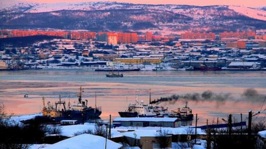 Вторым резидентом ТОР «Столица Арктики» стал рефрижераторный терминал «Ударник»