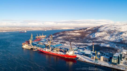 Мурманская область – в авангарде развития Арктики