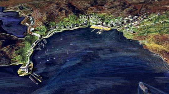 Новый резидент АЗРФ создаст уникальный турпроект на Кольском полуострове