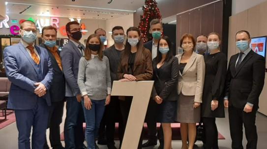 Сегодня Корпорации развития Мурманской области исполняется 7 лет