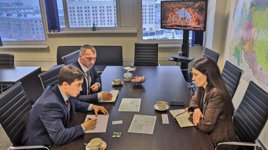 Банк ВТБ готов финансировать инвестиционные проекты региона
