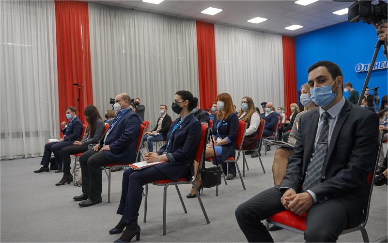 «День Арктического инвестора» состоялся в Оленегорске