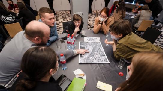 В Мурманске прошла Стратегическая сессия по развитию проекта «Новый Мурманск»