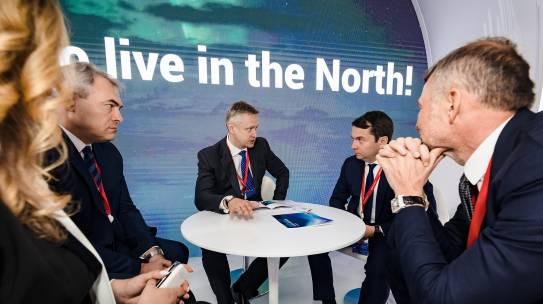 Второй день работы ПМЭФ для Мурманской области оказался плодотворным – был подписан ряд значимых для региона соглашений