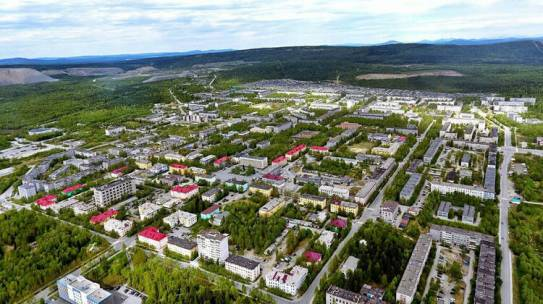 1 июня – 68-я годовщина основания города Ковдора