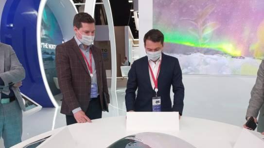 На стенде Мурманской области на Петербургском международном экономическом форуме будет представлен проект «Новый Мурманск»