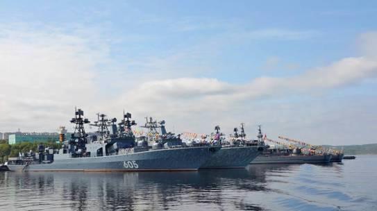 25 июля – День Военно-морского флота!