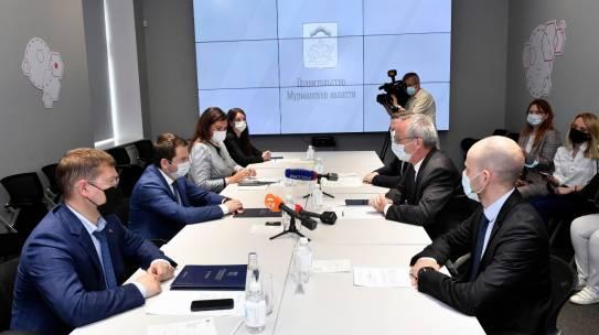 Ветропарку «Кольская ВЭС» присвоен статус стратегического инвестиционного проекта Мурманской области