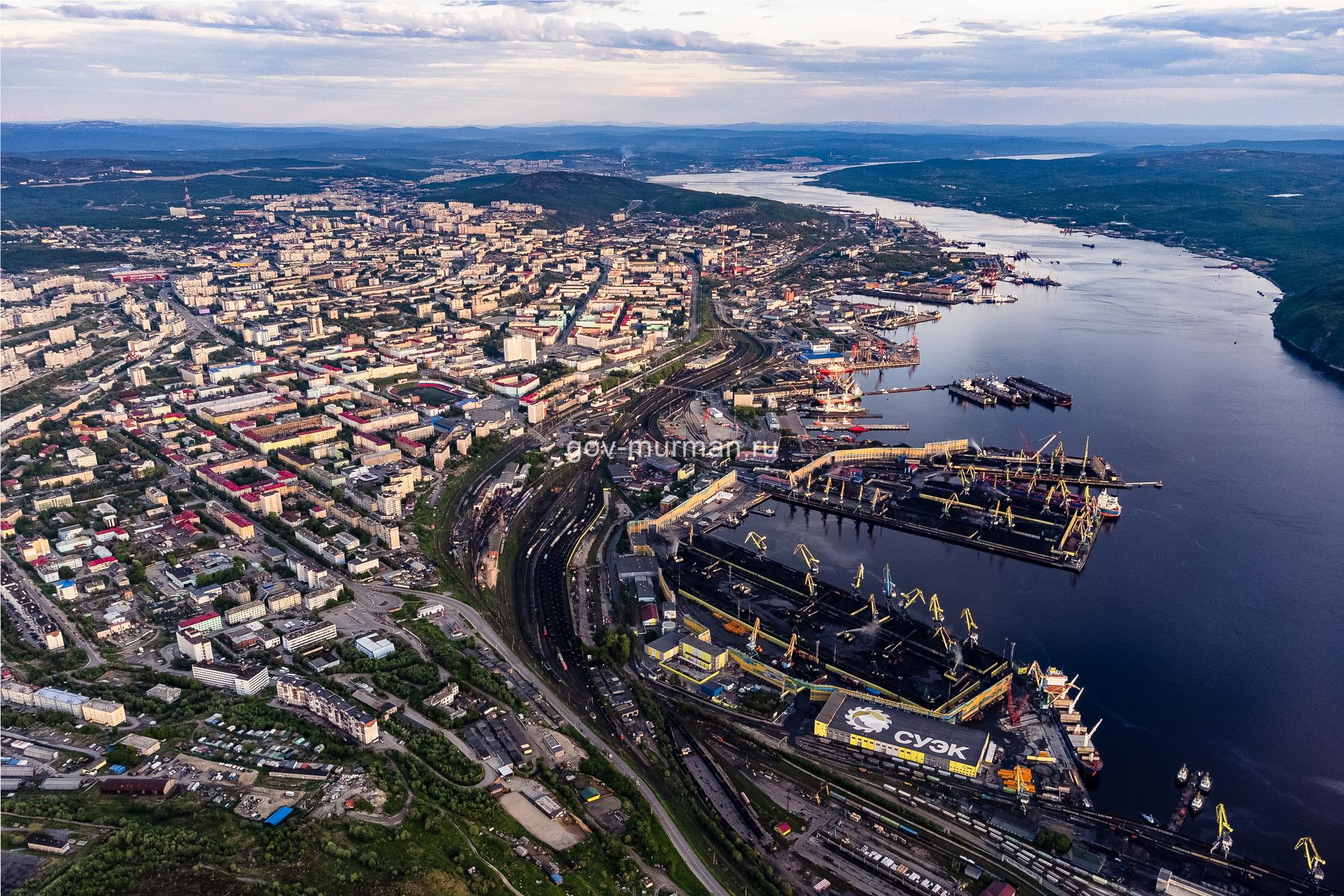 Мурманская область заняла 6 место в рейтинге социально-экономического положения регионов РФ