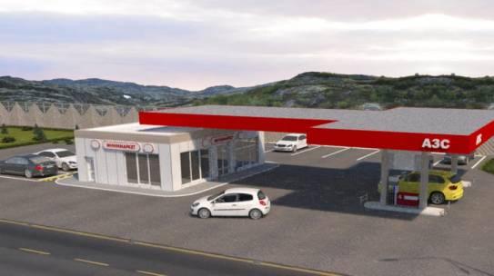 Новый резидент Арктической зоны РФ построит комплекс придорожного сервиса по дороге на Териберку