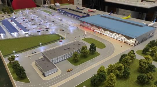 «Аэропорт Мурманск» — новый резидент Арктической зоны РФ — построит пассажирский терминал.