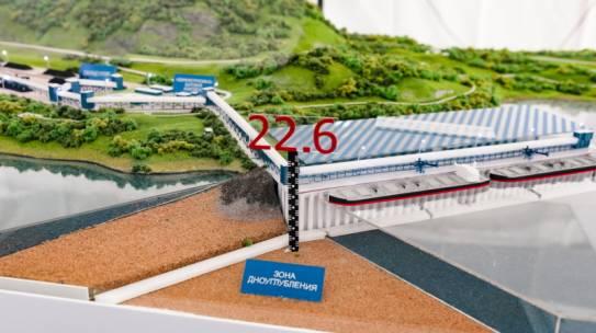 Строительные работы по порту Лавна начнутся на следующей неделе