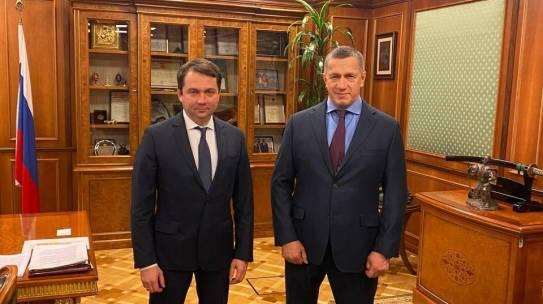 Вице-премьер Юрий Трутнев, курирующий Арктику, поддержал ключевые проекты развития Заполярья