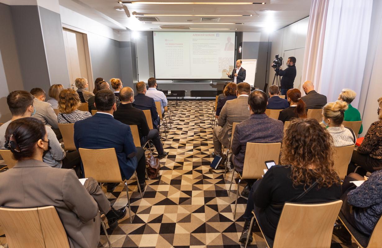 В Мурманске состоялось открытие первого образовательного модуля Школы инвеступолномоченных