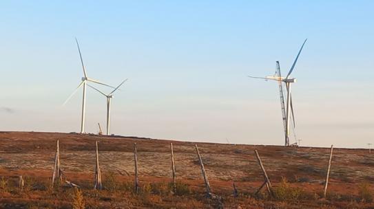 Мурманская области в числе лидеров по проектам в сфере чистой энергетики